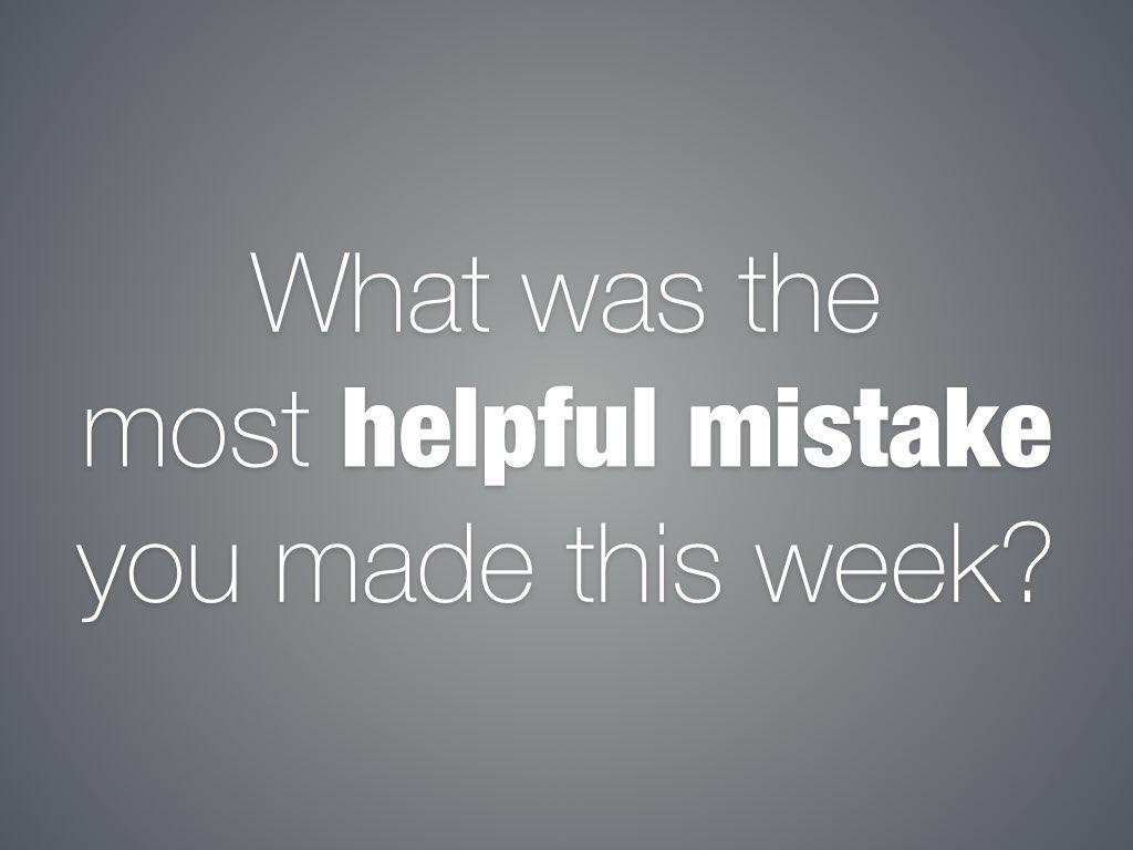 helpful-mistake