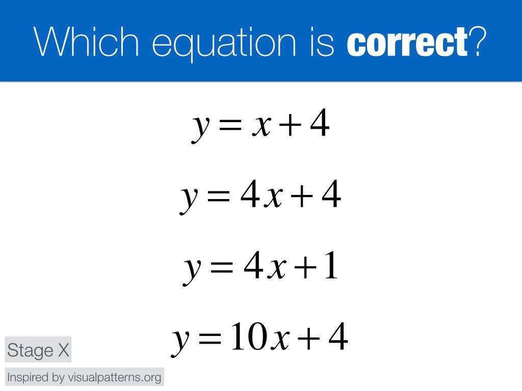 four-equations